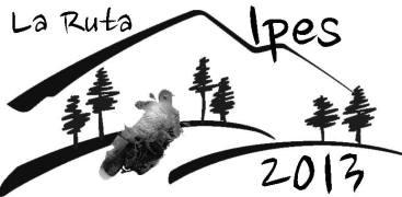 Logo Ruta Alpes 2013