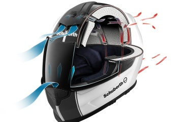 Aireadores Schuberth